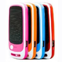 1700mAh Solar Power Mobile Charger External Backup Battery Pack (GW-D1209002) Manufactures