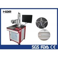 5 Watt 7 Watt 532nm Green Laser Marking Machine / Solution For Automobile Engraving Manufactures