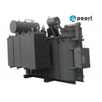 Safety Power Distribution Transformer 110kV - 10000 KVA Hight Capacity Manufactures
