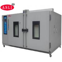 China Temperature Humidity Test Walk In Stability Chamber For Electric Wire Cables on sale