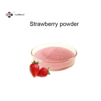 80 Mesh Freeze Dried Strawberry Powder Manufactures