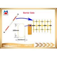 Straight / fence / folding boom barriers automatic barrier gate for parking Manufactures