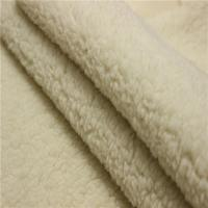 China velvet fabric faux sherpa sheepskin anti pill fleece on sale