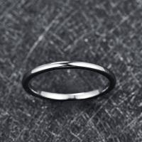 2019 Nuncad 2mm Width Steel Color Fully Polished Tungsten Steel Ring Wedding Band Promise Anel Masculino Tungsten Manufactures