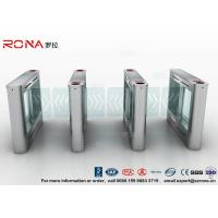 Metal Detector Swing Barrier Gate Entrance Control Automation Door Entry Systems Manufactures