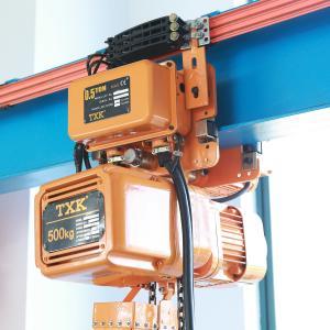 Lifting Equipment 1 Ton Electric Hoist / Fixed Suspension Electric Lifting Hoist Manufactures