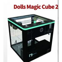 China Magic Cube Shape Gift Vending Machine UL Certificate Plastic Metal Material on sale