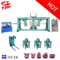 Professional Epoxy resin auto pressure gelation hydraulic forming machine Manufactures