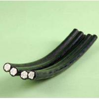 Moving Overhead XLPE Insulated Cable Permissiblelong Time Working Temperature Manufactures