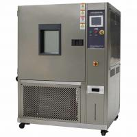Quality 304 Stainless Steel Environmental Test Chambers , Constant Temperature And Humidity Chamber for sale