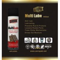 OEM Non Toxic Cleaning Chemicals Anti Rust Lubricant Multi Lube Manufactures