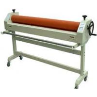 Quality Outdoor Infrared Motor Driven Rolling Cold Lamination Machine with Foot-petal Switch 166kg for sale