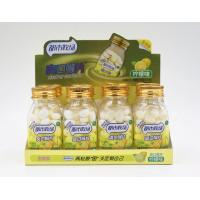 Golden pack Lemon flavor Sugar Free Spearmint Candy 40g Vitamin C Healthy Candy For Pharmacy Manufactures