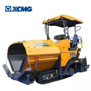 RP403 75KW 12840kg Mini Concrete Road Paver / Asphalt Paving Machine Manufactures