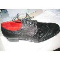 Handcrafted  Welted Men's Dress Shoes Manufactures