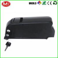 Mountain Bike Battery Pack / 10Ah 48v Lithium Battery For Electric Bike Manufactures