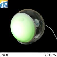 Gray 16W 220mm * 220mm * 240mm AC100 - 240V Glass LED Decorative Lights For Show Window Manufactures