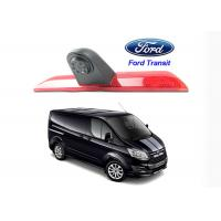 China Brake Light Rear View Camera For Ford Transit / Waterproof / Night Vision on sale