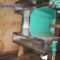 China Industrial hot air heater 300000 kcal on sale