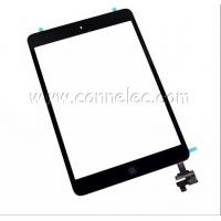 China touch screen with IC for Ipad mini, for Ipad mini repair parts, for Ipad mini touch panel on sale
