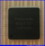 PS3 slim HDMI Transmitter PS3 HDMI IC Panasonic mn8647091 PS3 repair parts Manufactures