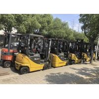 2t high level used electric warehouse forklift trucks special for narrow aisle for sale