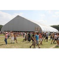 China Fireproof Aluminum Frame Tent , Hot Dip Galvanized Steel Canvas Frame Tents on sale