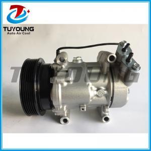 air pump car ac Compressor SD6V12 for Nissan Micra Renault Clio Kangoo Megane 8200600122 8200953359 8200365787 2763000 Manufactures