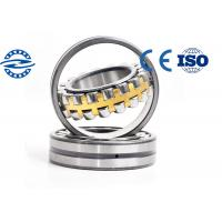 Silvery Color Spherical Roller Bearing 22230 W33 Rolling Mill Special For Paper