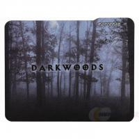 China Promotional Rubber Cloth Mouse Pad with Nontoxic Rubber Base 180*220*2mm on sale