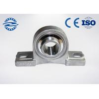 UCT 207 NSK Pillow Ball Bearing Plummer Block Parts For Food Machinery Manufactures