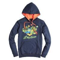 China Sweat Shirt With Hoody (LSWT009) on sale