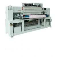 2200rpm Sewing Quilting Embroidery Machine Head Moved With 2 Rows Shuttle Manufactures