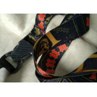 Promotional Custom F1 Polyester Team Lanyard With Sublimation Printing