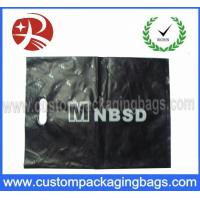 Disposable Die Cut Plastic Bags Vivid Printing , promotional gift bags Manufactures