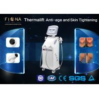Professional Fractional Rf Skin Tightening Machine Thermagic Wrinkle Removal Manufactures