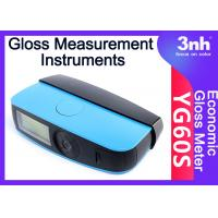 CE Gloss Measurement Instruments YG60S 60 ° for Angel Floor Tile Exterior Wall Paint Stainless Steel Manufactures
