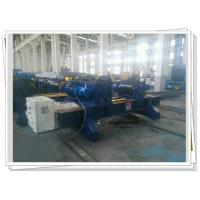 CE Certified Lead Screw Adjustable Pipe Welding Rotator With Motorized Trolley Manufactures