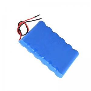 3.7 Volt 12Ah 18650 Rechargeable Battery Pack 1000 Cycle CC CV Manufactures