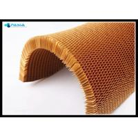 Para - Aramid Curved Honeycomb Core High End Application Heat Resistance Manufactures