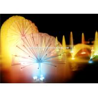 Crystal Ball  Garden Water Fountains Pond Swimming Pool Fountains Floating Manufactures