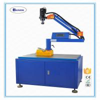 Servo drilling and tapping machine