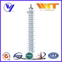 Safety Polymeric Transmission Line Surge Arrester With External Series Gaps Manufactures