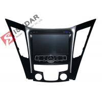 Multipoint Touch Screen Android Auto Car Stereo HYUNDAI SONATA Dvd Player With GPS Manufactures