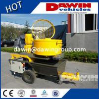 MPS55 Full-Automatic Mortar Concrete Mortar Spraying Plastering Pump Machine Manufactures