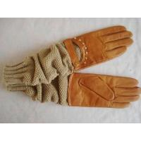 Fashion Leather Gloves (CORGL 083-4.29) Manufactures