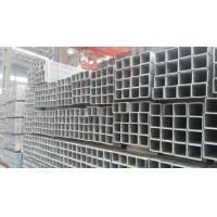 Square and Rectangle Shape Galvanized Steel Pipe Hot Dipped in ASTM GB Standard for Structure Manufactures