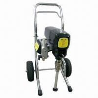 Sprayer Machine with 3L/Minute Maximum Flow, 1,500W/2hp Dynamic Power and 220V/50Hz Power Supply Manufactures