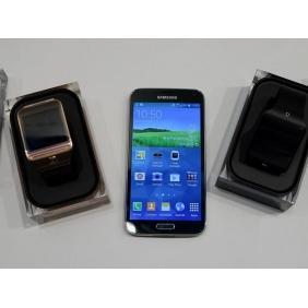 Samsung Galaxy S5 32GB - Black - Factory Unlocked Manufactures