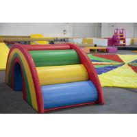 China Commercial Indoor Soft Play Equipment Soft Covering PVC Children Gym Center on sale